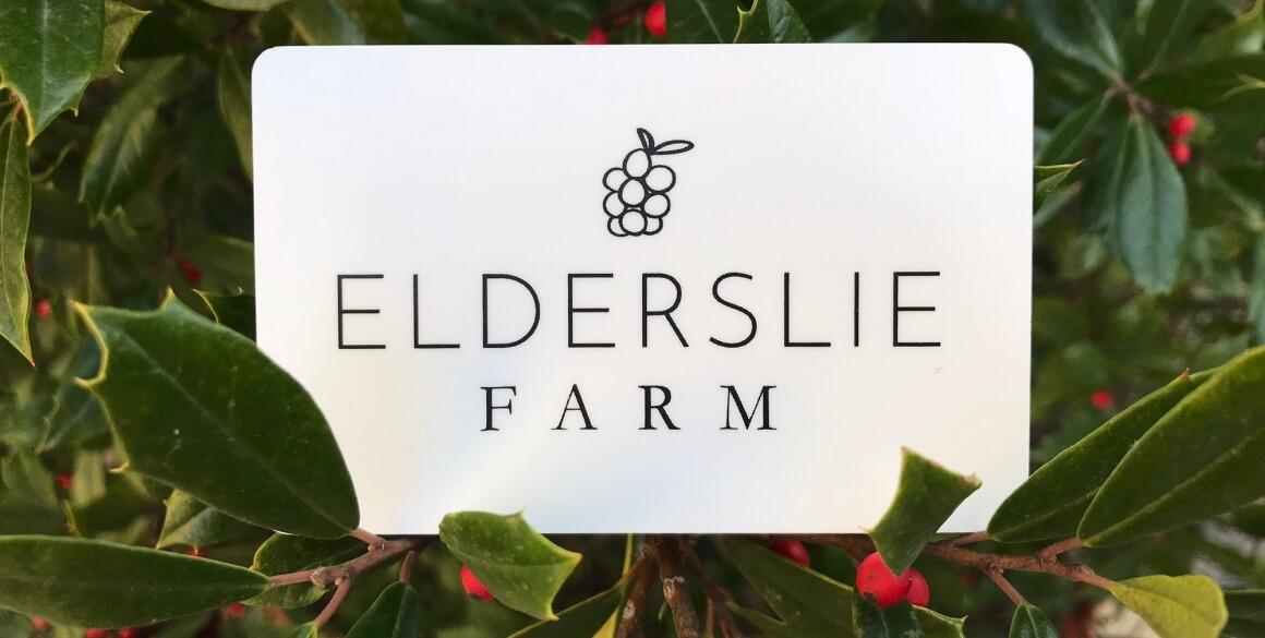 Elderslie Farm Gift Cards