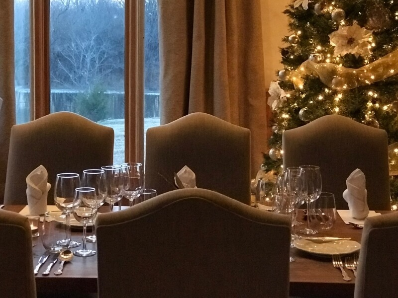 Holiday Private Events