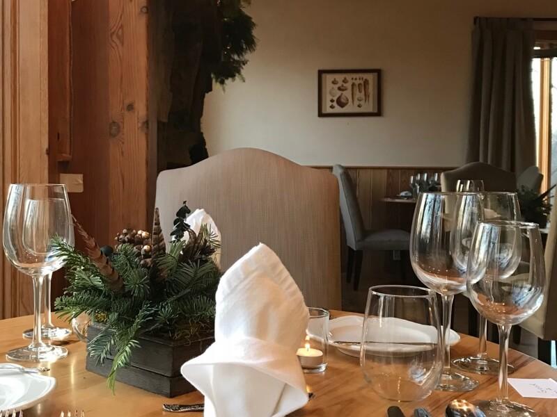 Elderslie Farm dining room