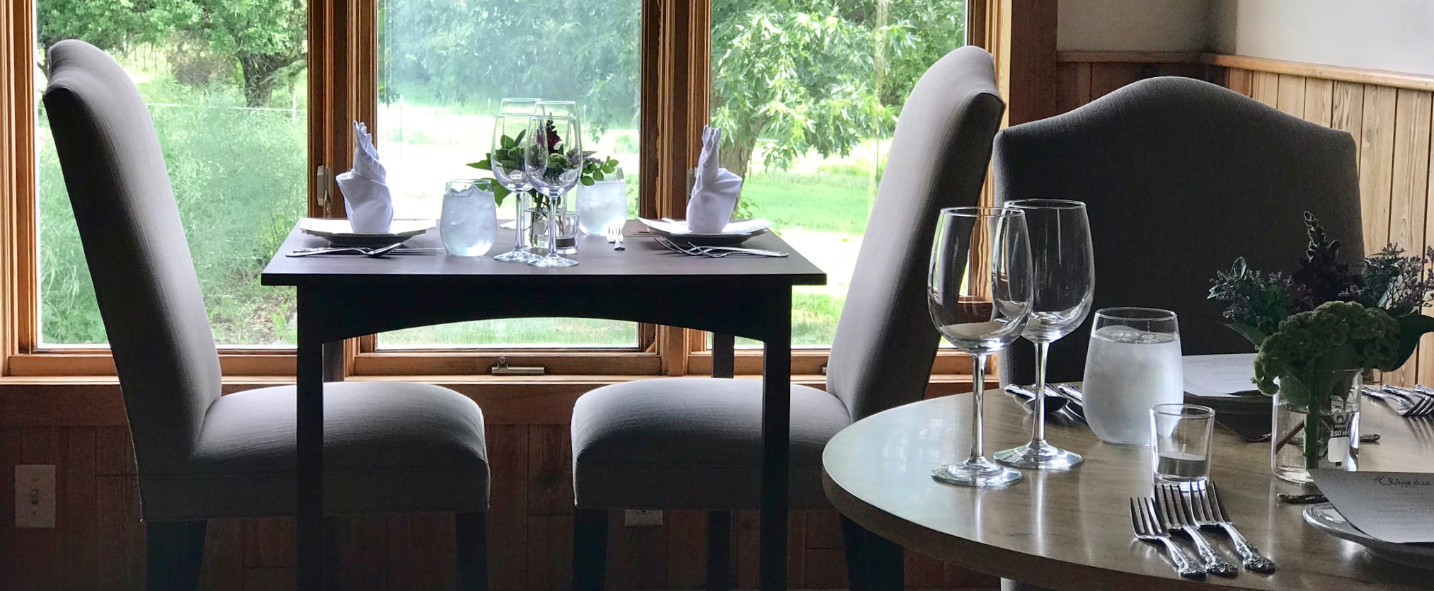 Elderslie Farm Dining Room